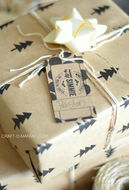christmas gift wrap stamp3