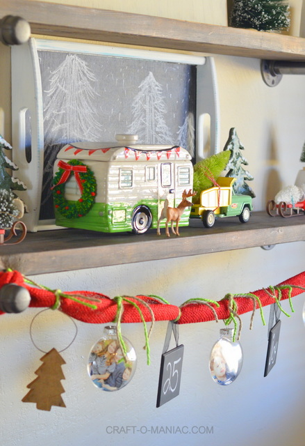 christmas picture garland15