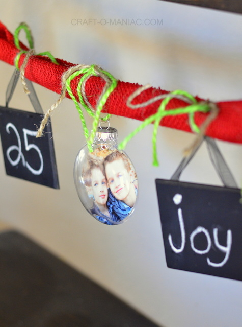 christmas picture garland19