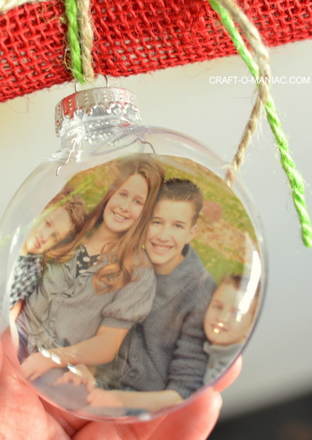 christmas picture garland20