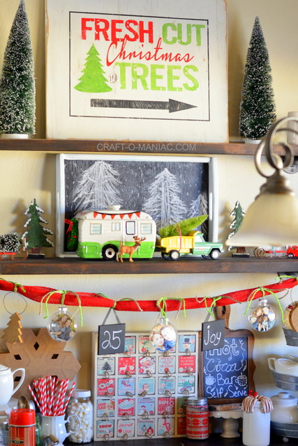 christmas picture garland22