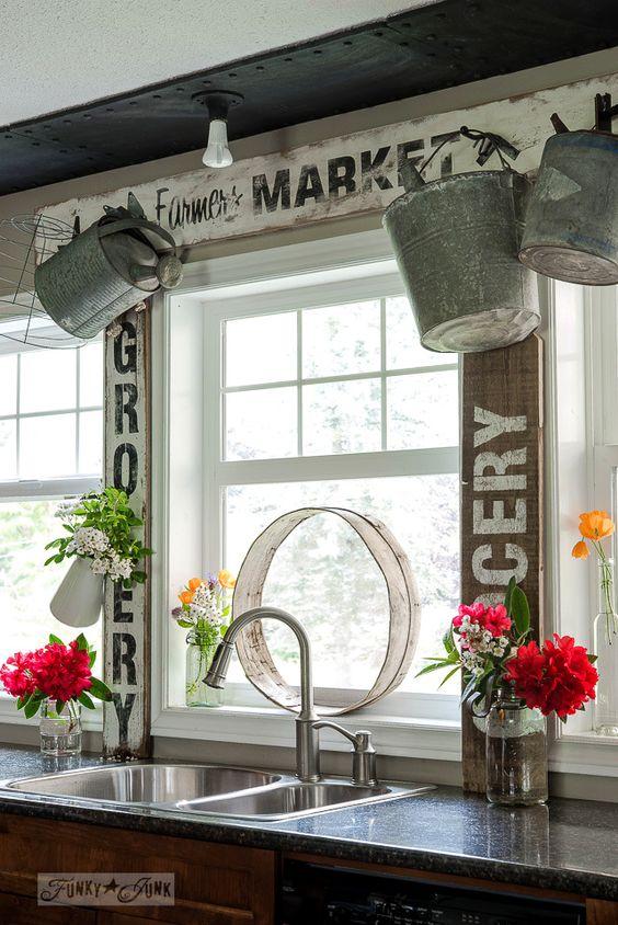 Joanna gaines home decor inspiration craft o maniac for Retro home accessories funky