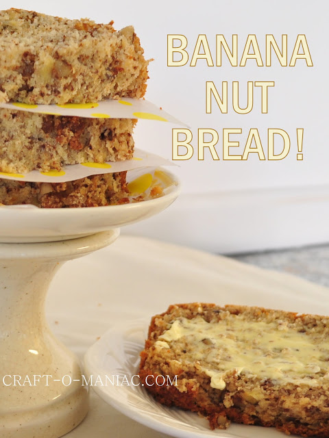 the best banana nut bread
