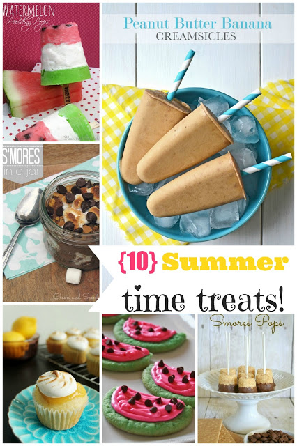 10 summer time treats