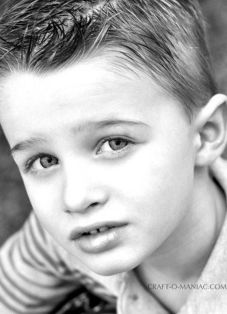 ryker bw head shot