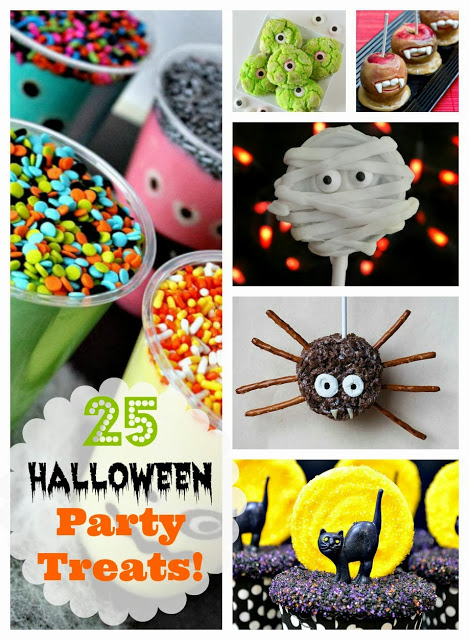 25 halloween party ideas