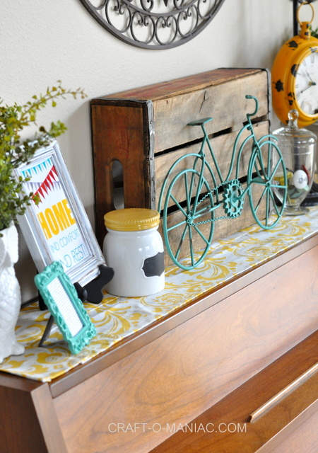 bicycle piano decor 4
