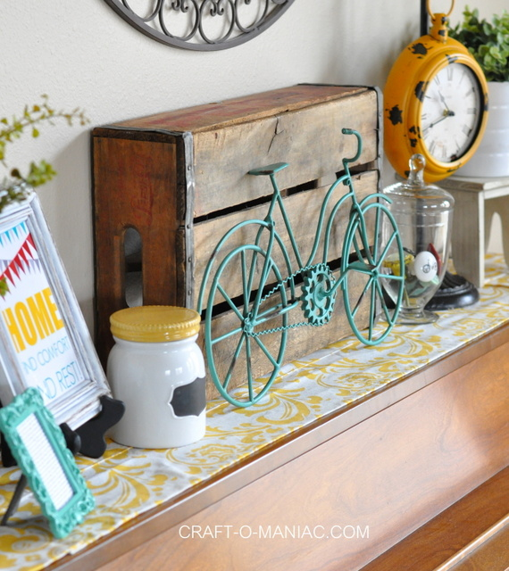 bicycle piano decor5