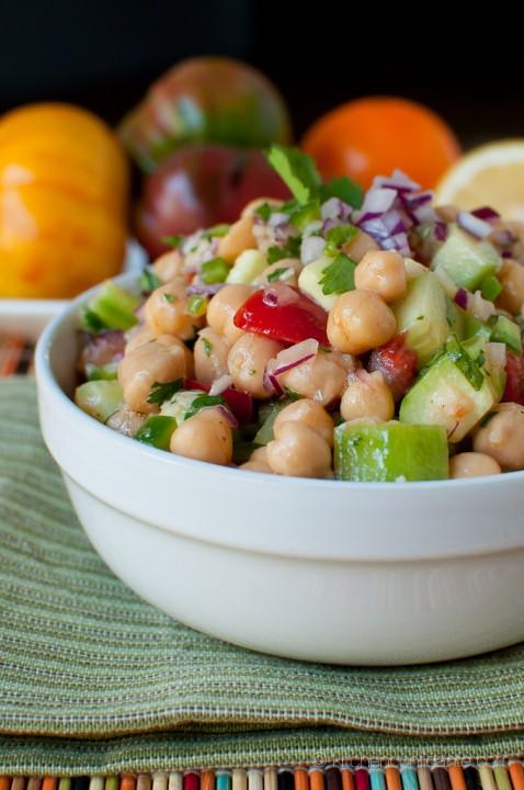 salad Chickpea-Salad-Main-Sub