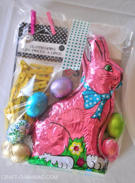 craft night bunny swag