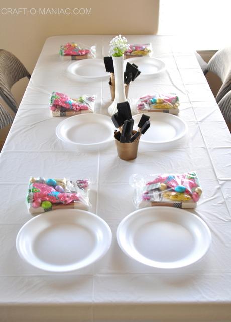 craft night table