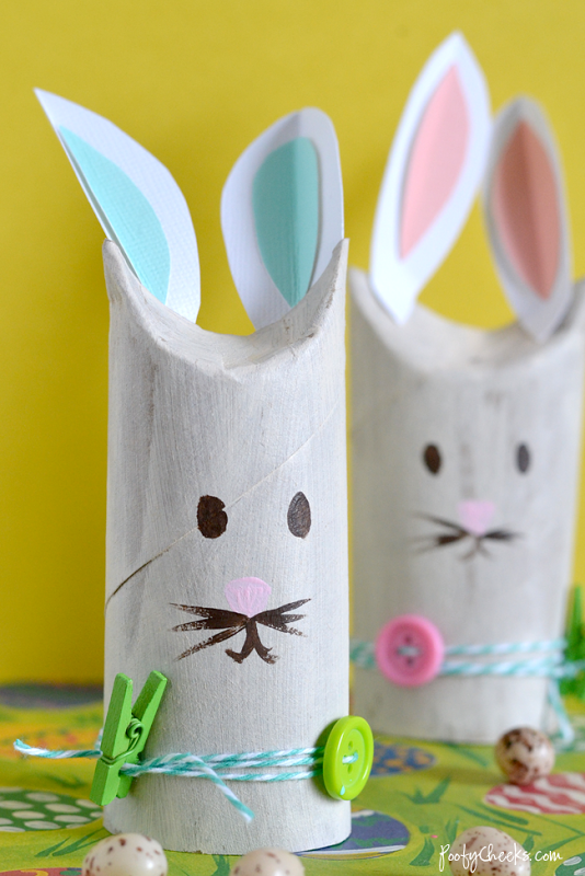 easter tp bunnies