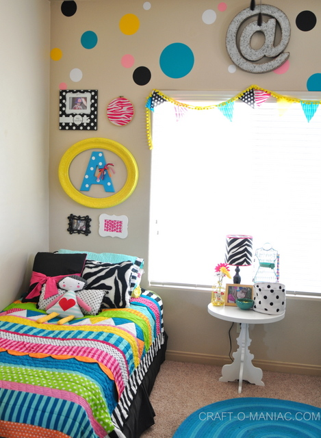 bellas room bed1