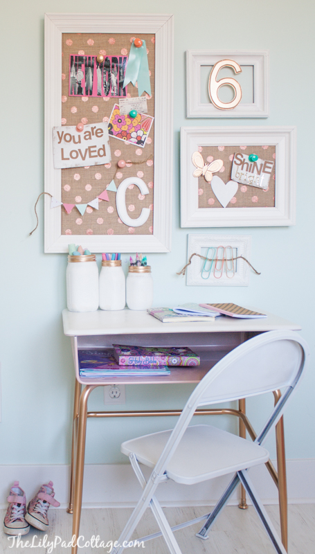 diy kids-study-area