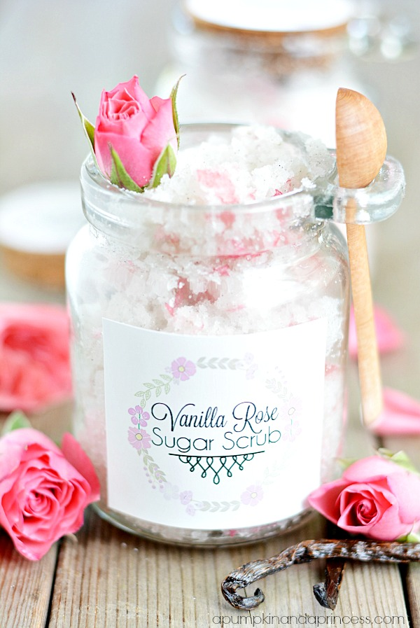 creative collection Vanilla-Rose-Sugar-Scrub
