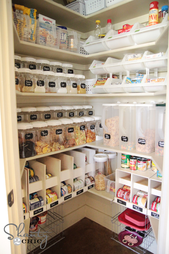 organization Organized Pantry