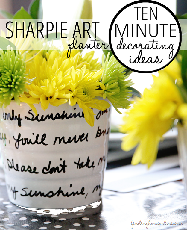 the creative collection SharpieArtPlanterTenMinuteDecoratingIdeas_thumb