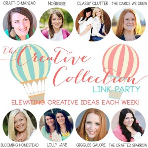 the creative collection link party image