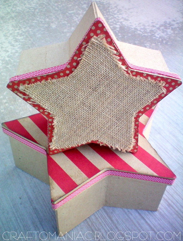patriotic star embellished boxes