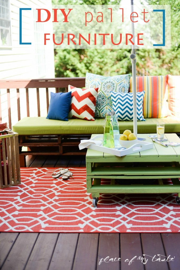 cc round up pallet wood table and patio