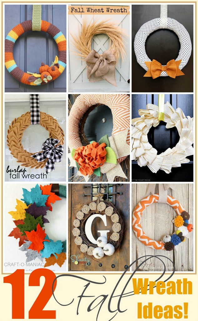 12 Fall wreath ideas text-001