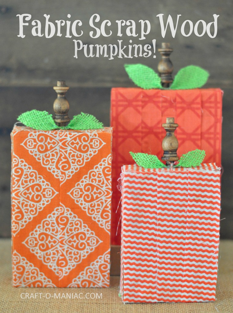 fabric scrap wood pumpkins8pm1-001