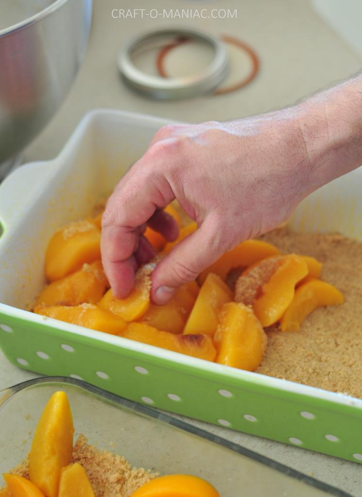 delta faucet happi mess peach crumble1