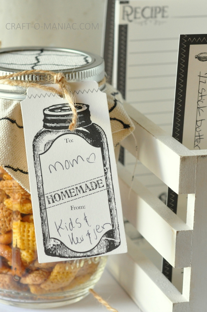 diy recipe tag goodie jar5