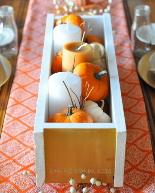 fall decor thanksgiving tablescrape cute
