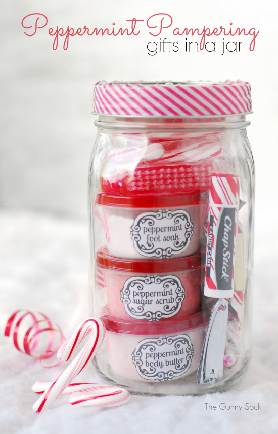christmas gifts Peppermint_Pampering_Gift_In_A_Jar