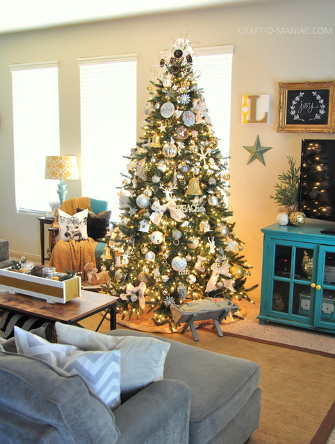 Holiday decorating tips for apartment dwellers craft o Holiday apartment decorating ideas
