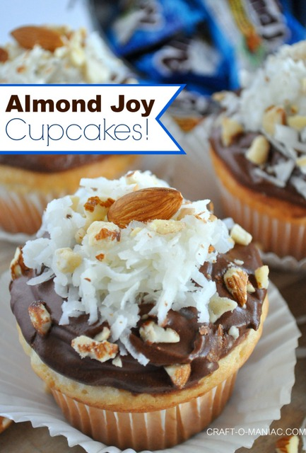 top posts almond joy cupcakes