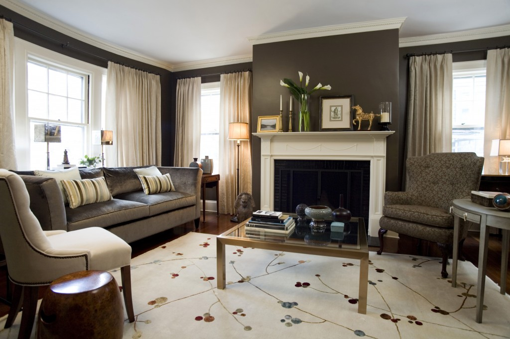 How To Use Area Rugs In Interior Decorating