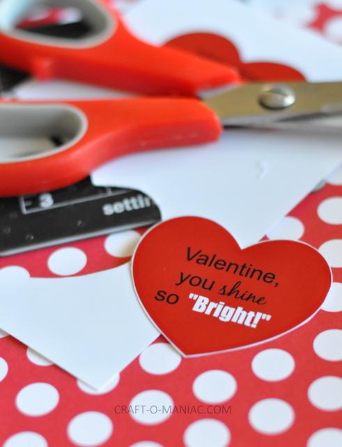 shine bright valentine1