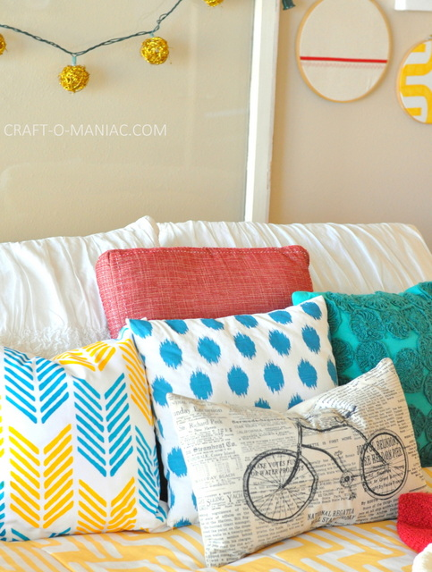 diy stenciled pillow1