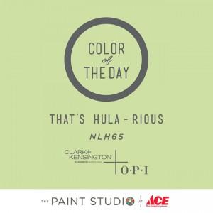 ace hula-rious color