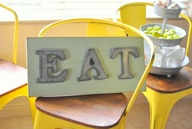diy rustic eat sign3