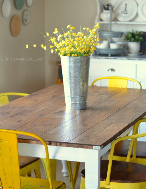 diy rustic kitchen 8