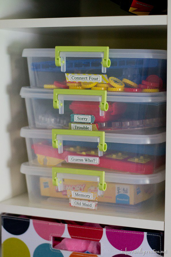 house hacks game storage