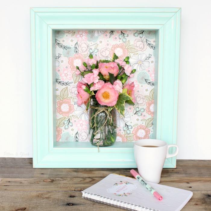 link party ShadowBoxSquare