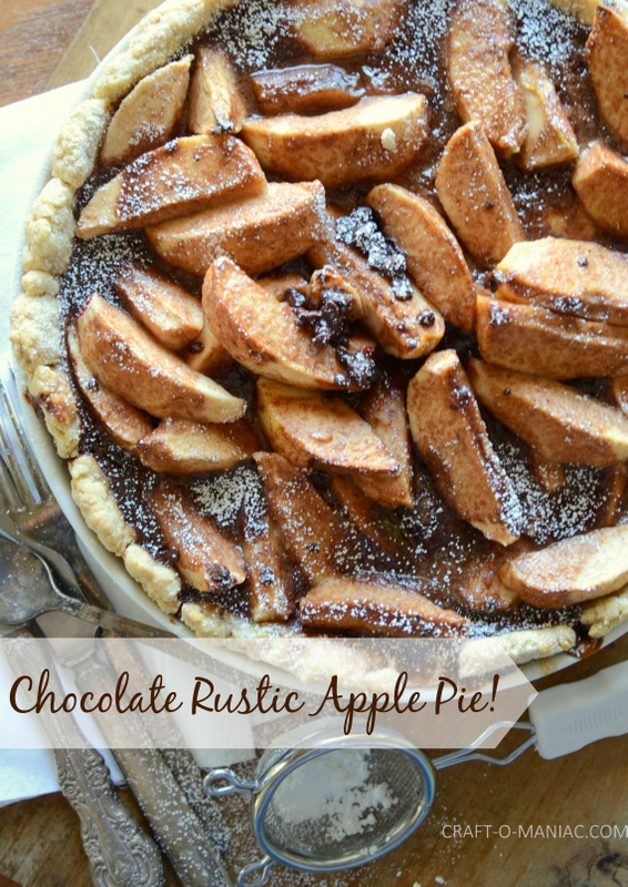 Homemade Rustic Apple Pie pm fixed