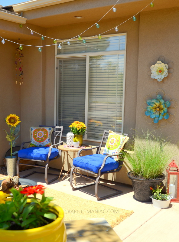 bright colorful porch decor1