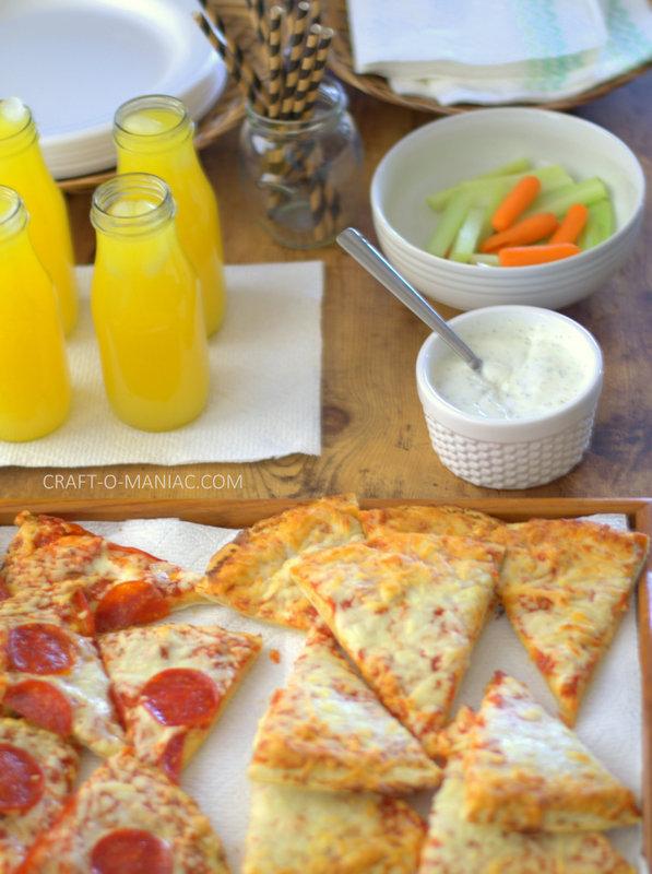 pizza pj party5