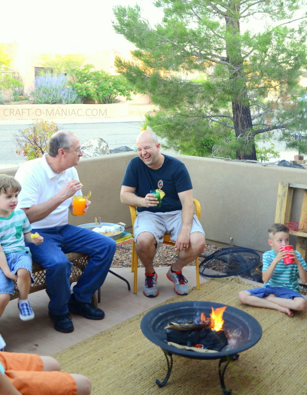 summer bright porch party.13jpg