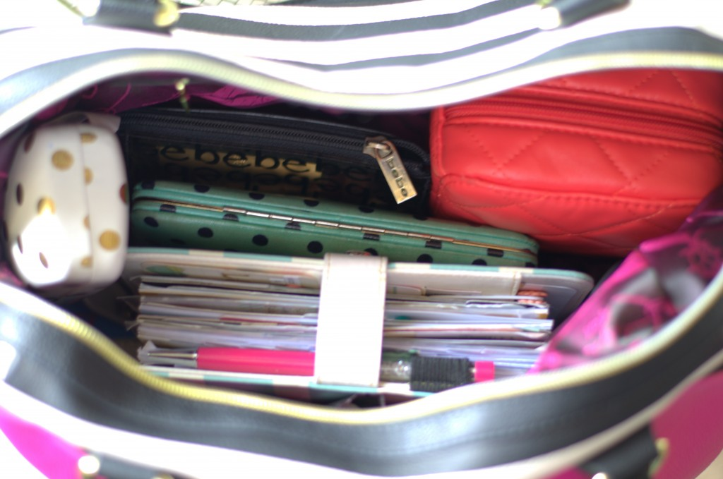 Whats in my purse