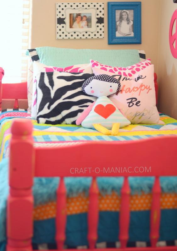 chalk paint bed frames