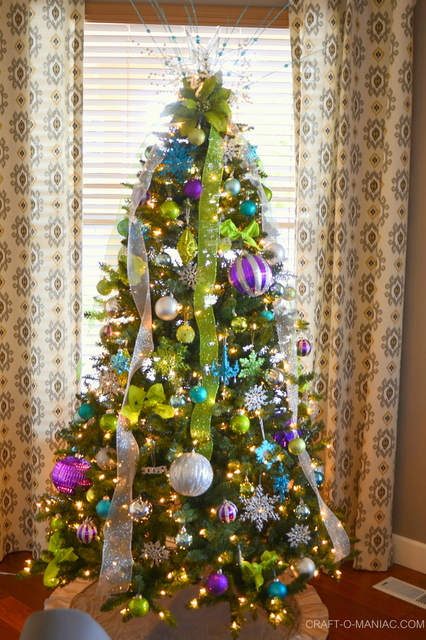 Childrens Justice Center Donated Christmas Tree4