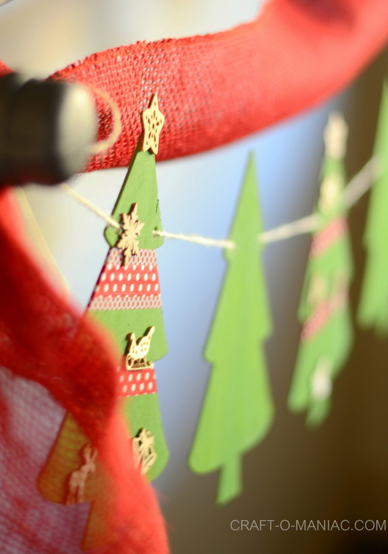 christmas tree garland13