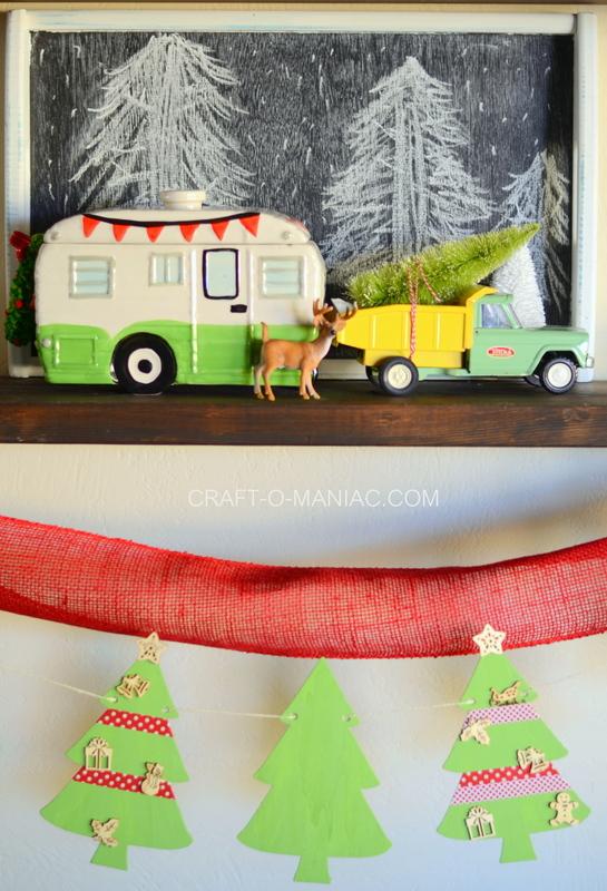 christmas tree garland7