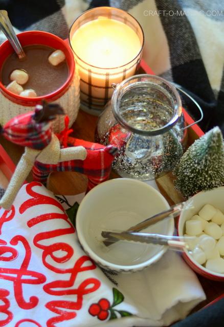 cozy plaid christmas bedding5